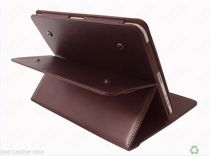Inch Tablet PC Leather Case Suitable for iPad2