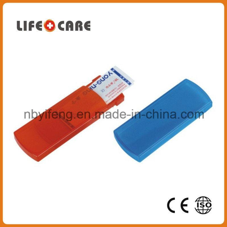 Medical PP Plastic Bandage Pillbox