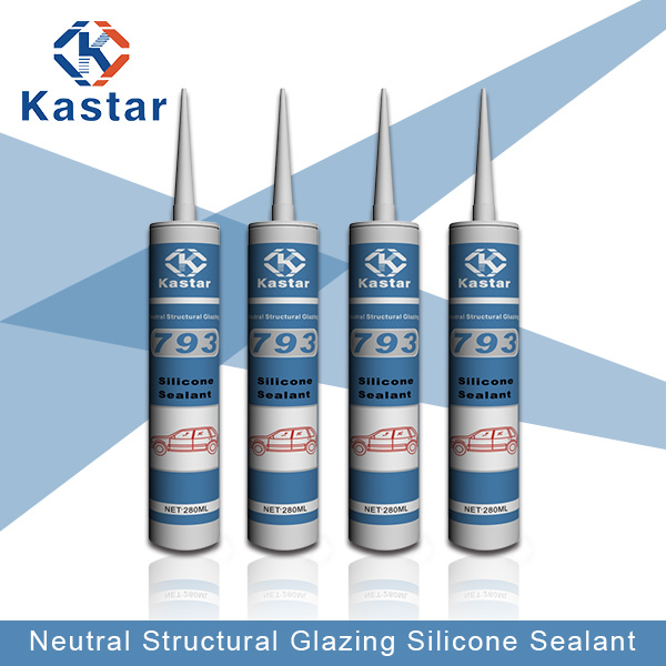 SGS Certification100% Sealant Silicone (Kastar793)