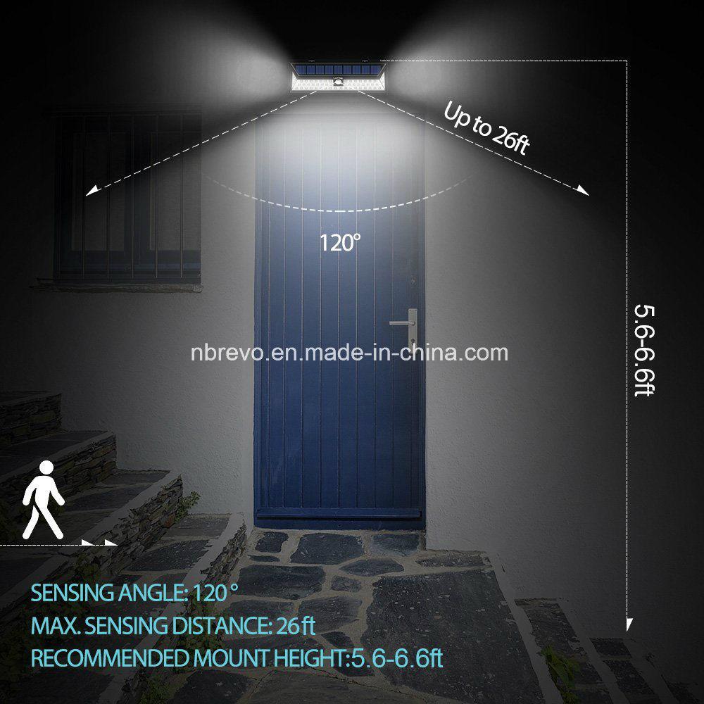 24 LED Waterproof Solar PIR Motion Sensor Garden Light (RS2029)
