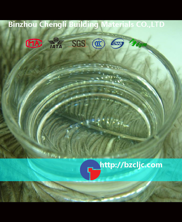 Chemicals Used in Cement Industrial PCE Water Reducing Superplasticizer