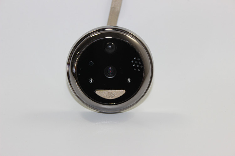 New Arrival Cat Eye Video 2.8 Inch Hq Screen WiFi Doorbell Camera
