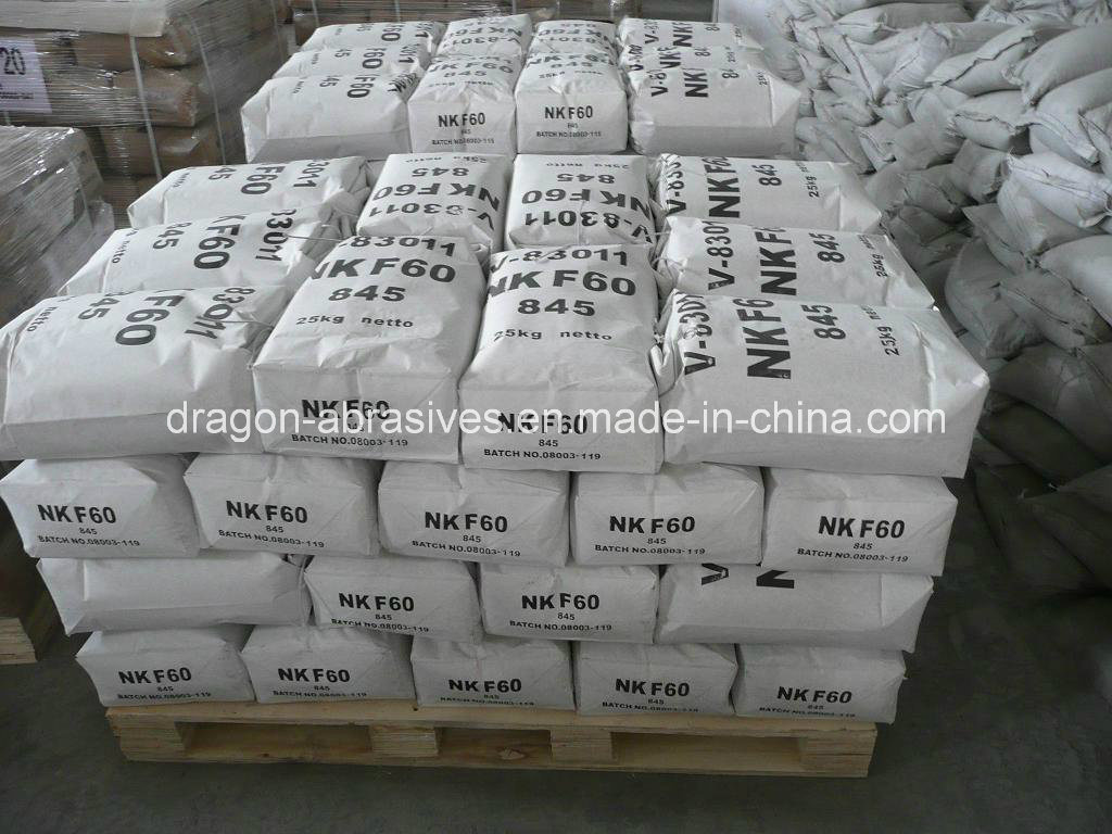 Brown Fused Alumina for Coated Abrasives (P12-P2500)