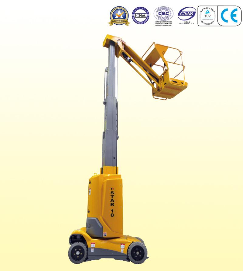 Vertical Mast Type Aerial Work Platform