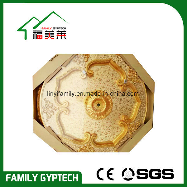 European Style PS Medallion for Interior Ceiling