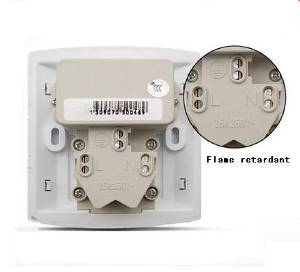 Supply 16A or 10A Metering Wall Socket