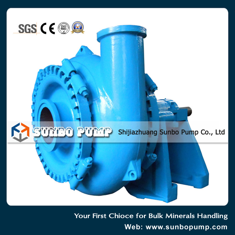 Marine Dredging Slurry Pump Sg Series