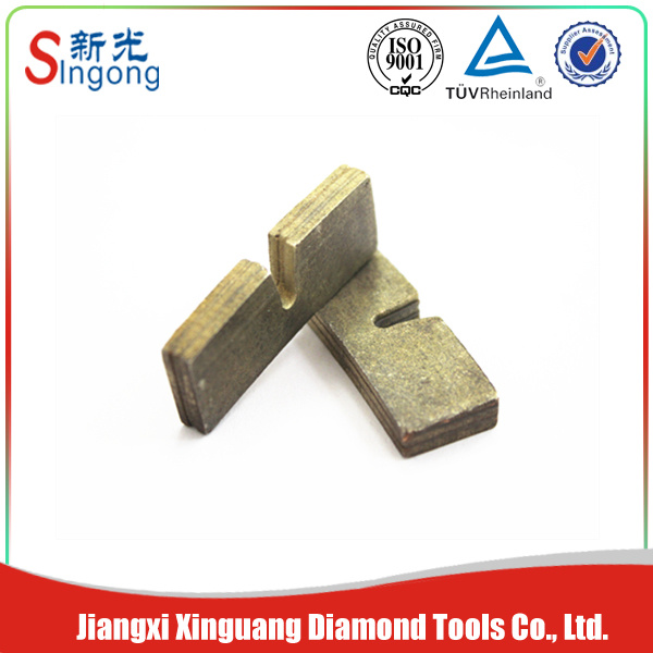 China Diamond Tools and Segment Granite Manufacturer