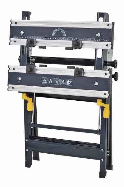 Tilt and Rise Adjustable Workbench