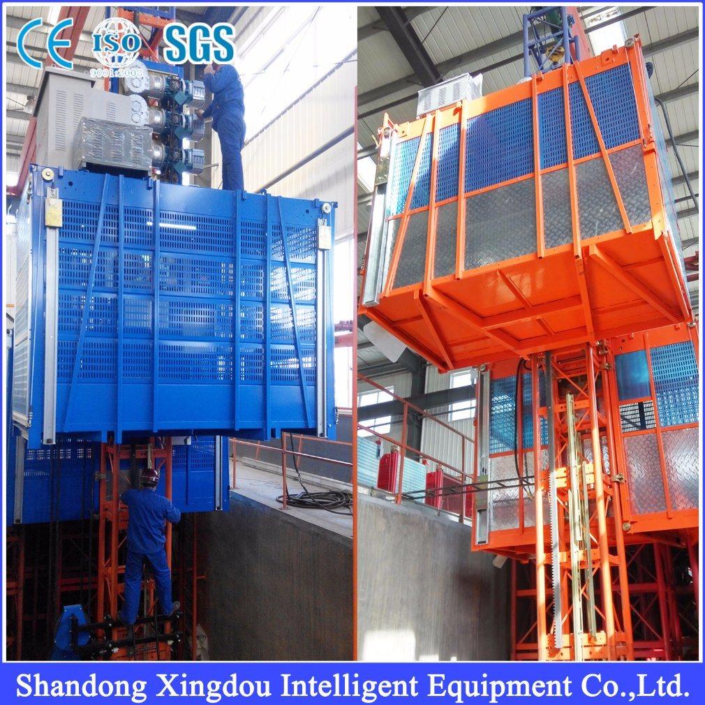 Builder′s Passenger Construction Material Hoist