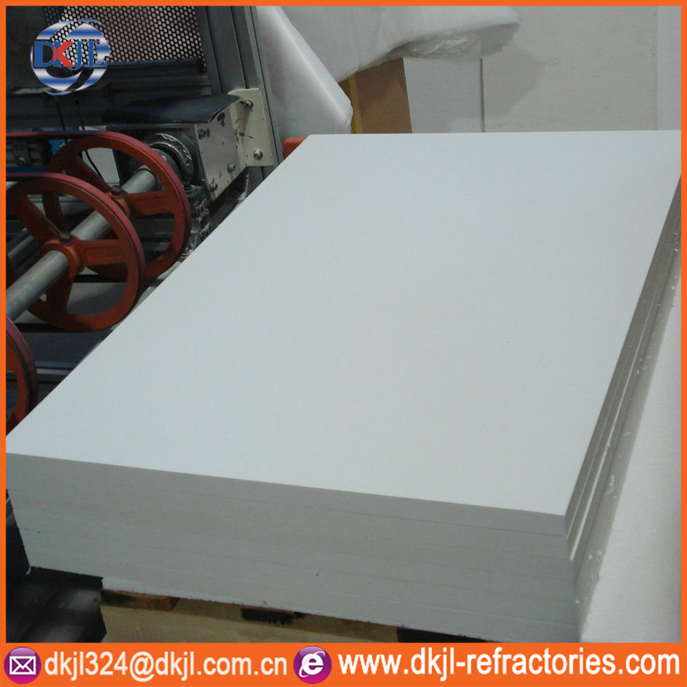 Refractory Ceramic Fiber Board for Industry Furnace Heat Resistant