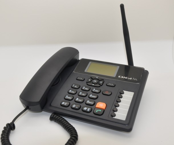 3G GSM Desk Telephone with Internet Data Function!