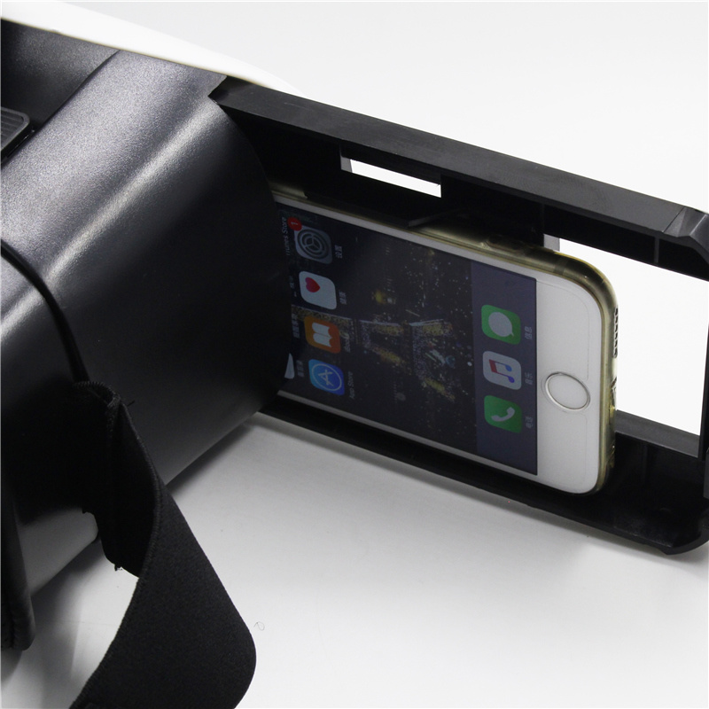 Hot Selling 3D Eyewear Virtual Reality Glasses, Google Cardboard