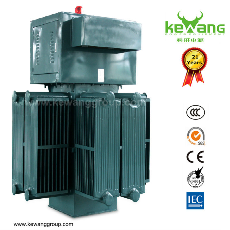 2500kVA 3 Phase Automatic Voltage Compensated Regulator