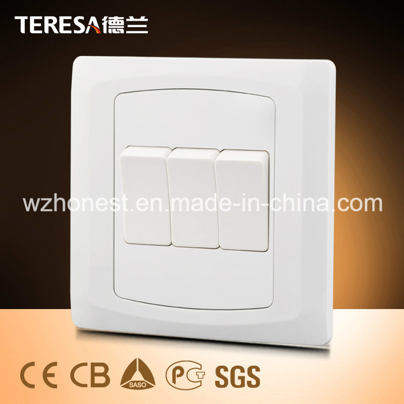 Great British Switch 45A Cooker Unit Wall Switch