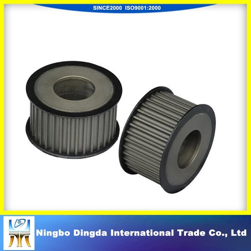 Black Oxide Synchronous Pulley