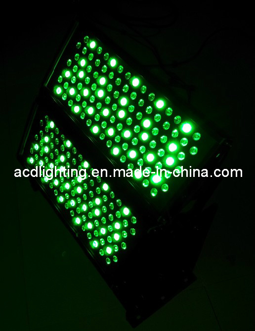 216*3W RGBW High Power LED Waterproof Wall Washer City Color Light