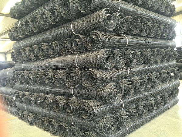 High Strength Steel Plastic Geogrid Prices