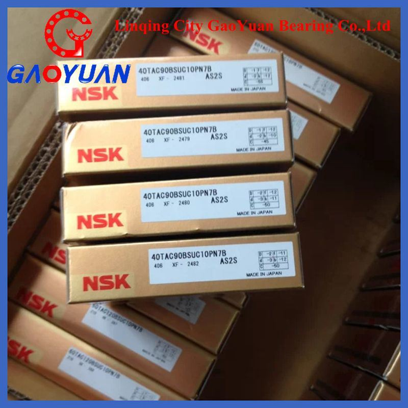 NSK Ball Screw Spindle Bearing & Angular Contact Bearing 17tac47bsuc10pn7b (NSK)