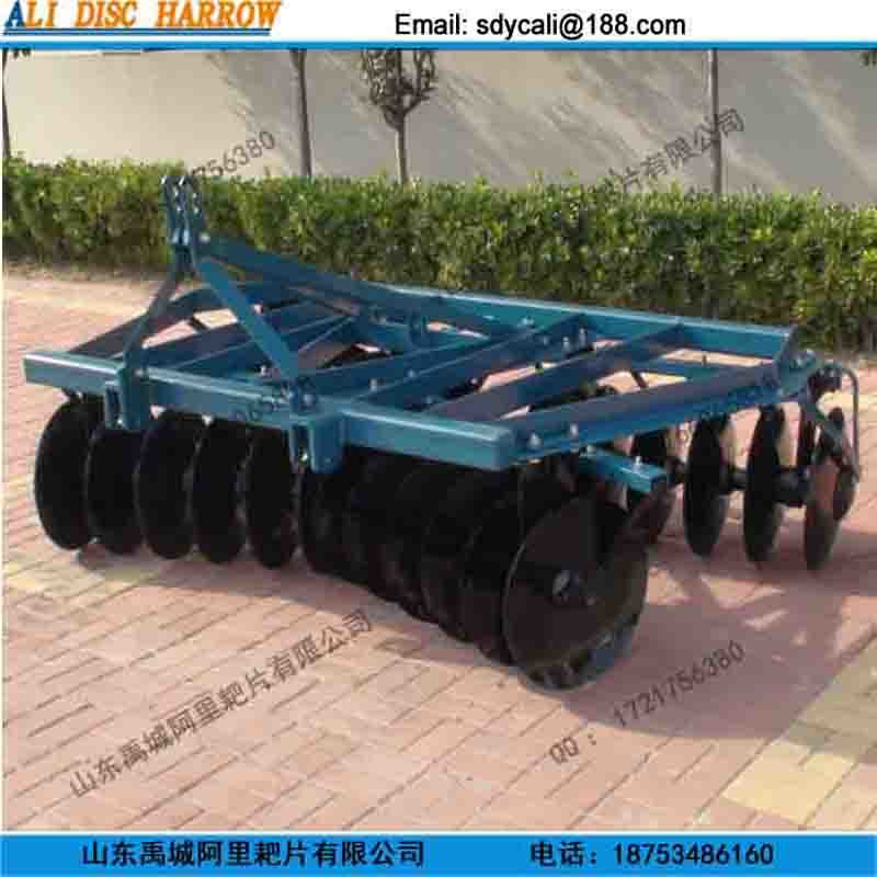 Turkey Type Symmetrical Light Duty Disc Harrow
