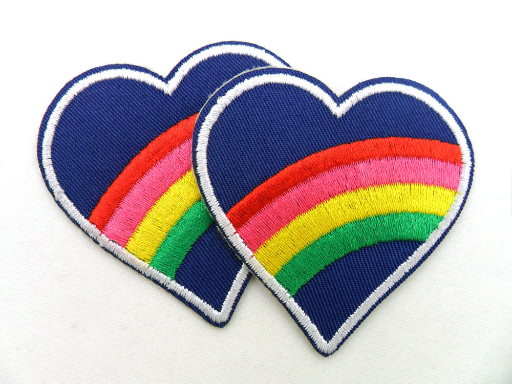 Custom Applique Sewn Sew Embroidery Patches Designs