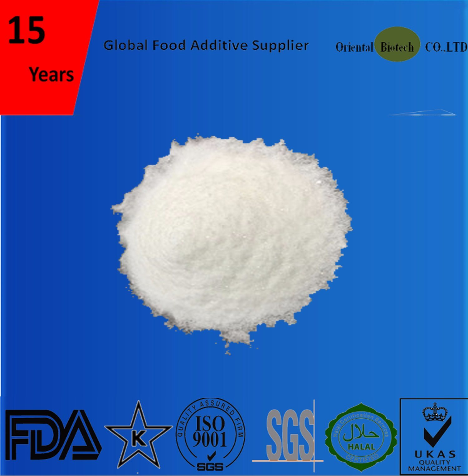 Hot Sell Food Sweetener Aspartame Powder 20-100mesh