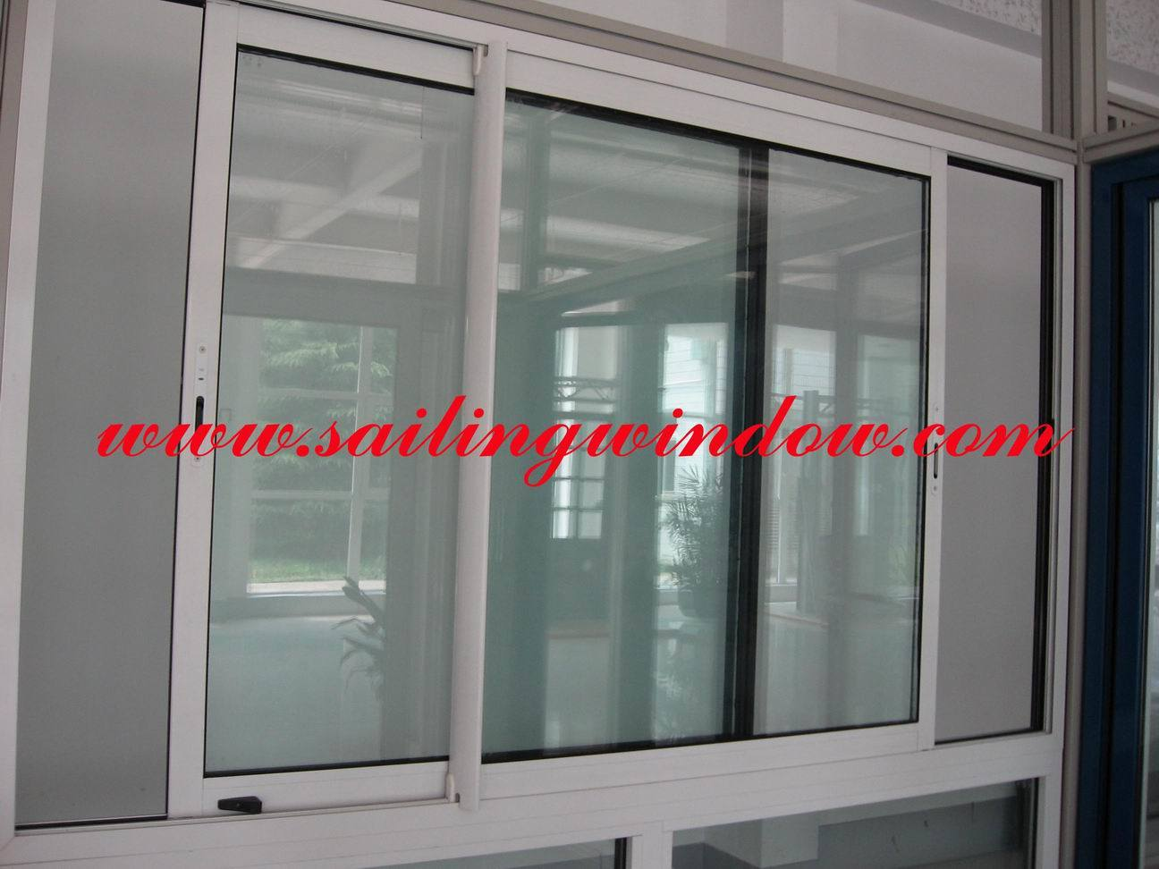 Aluminium Sliding Window - Thermal Break Aluminium Window