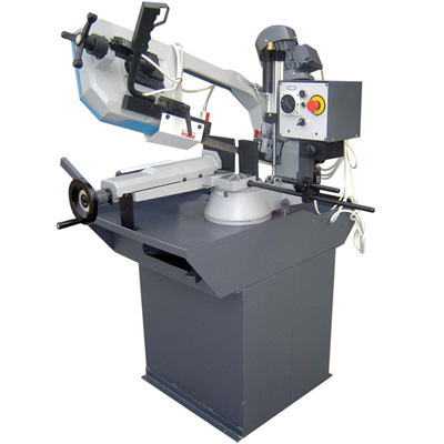 Band saw for cutting metal