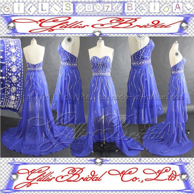 2012 Wedding Dress Night Dress Chiffon Evening Dress Gillis00078