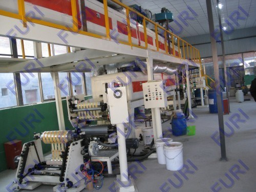 Small Coating Machine for BOPP Tapes (FTBX)