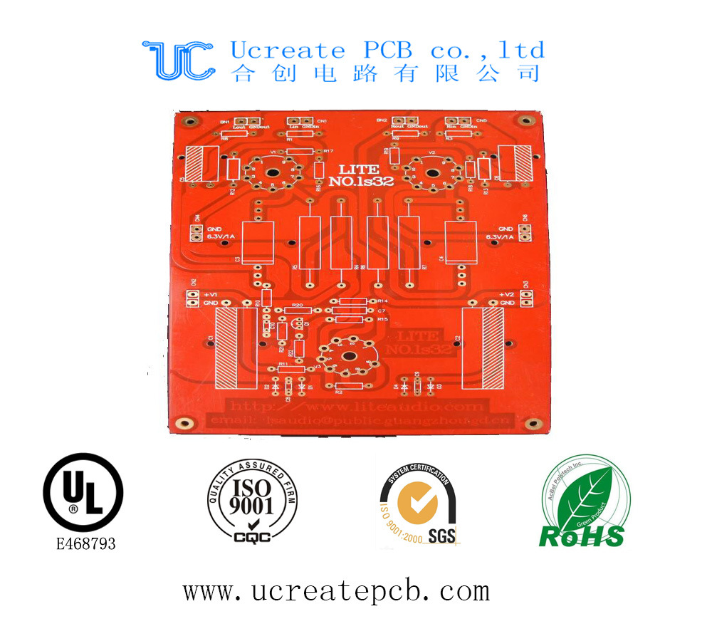 High Quality Multilayer PCB Board with UL&Ts16949