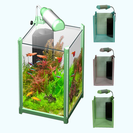 China square aquarium square 250 china fish tank for Square fish tank
