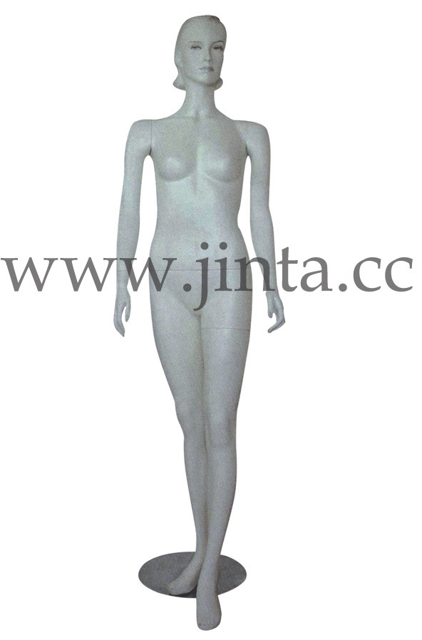 Super Cheap Female Clothes Display Mannequin Made of FRP (JT-J03)