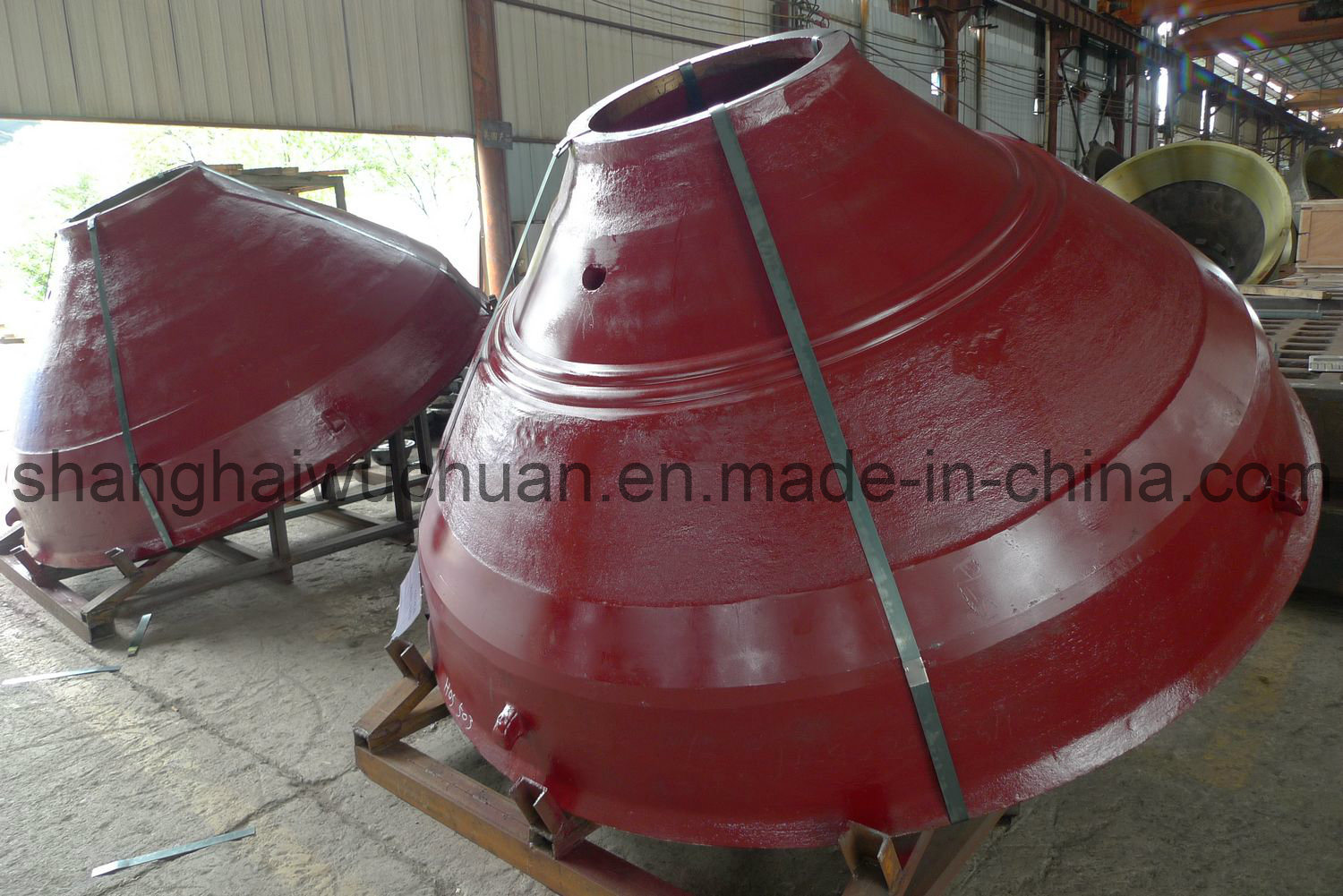 Mantles for Faco Cone Crusher