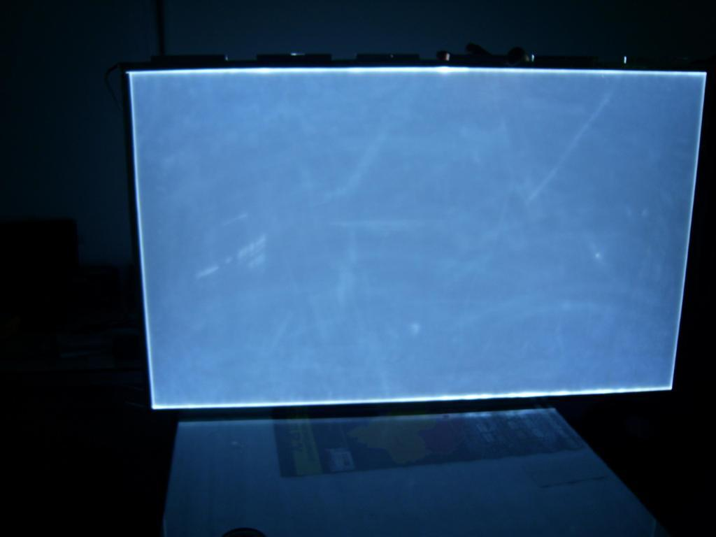 how to clean lcd backlight