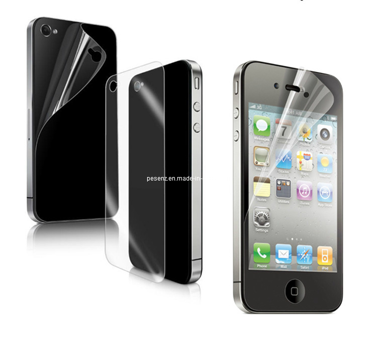 Hot Sell! 0.3mmn LCD Screen Protector for iPhone 5s