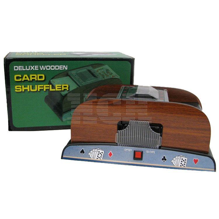 2 deck card shuffler suppliers