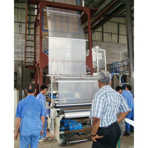 Rotary Die Head Double Winder Film Blowing Machine (SJ-85)
