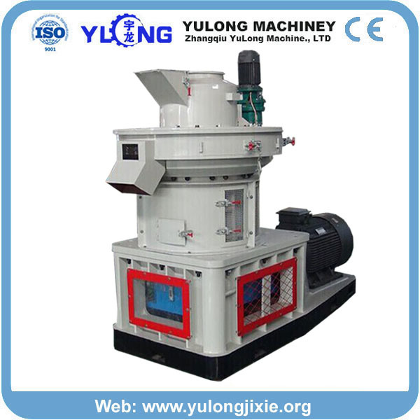 Vertical Ring Die Biofuel Wood Pellet Mill
