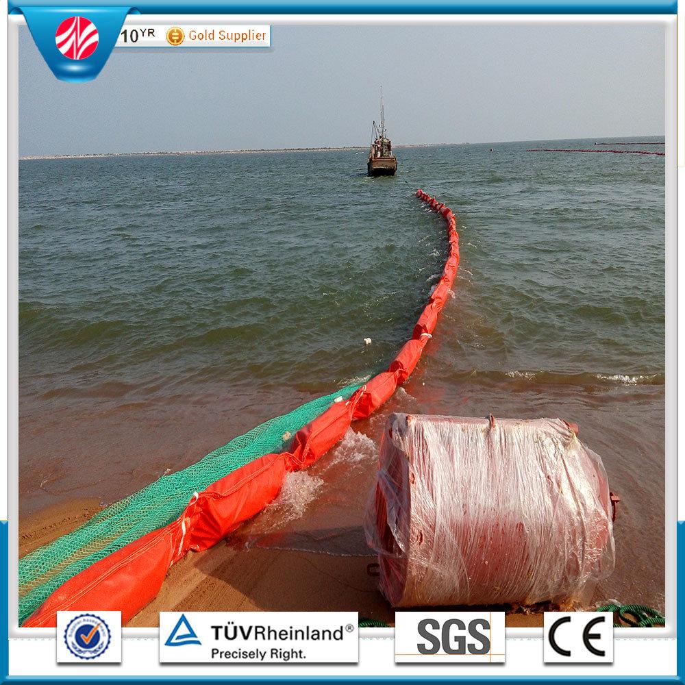 PVC Solid Oil Containment Boom