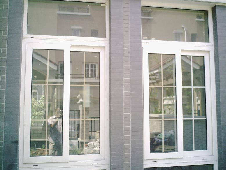 China UPVC Door And Window Door Upvc