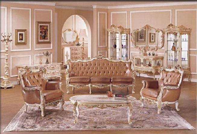 French provencial style on pinterest french provincial for Living room in french