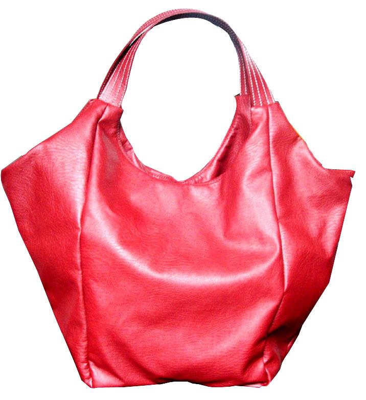 Leather handbag in Windsor