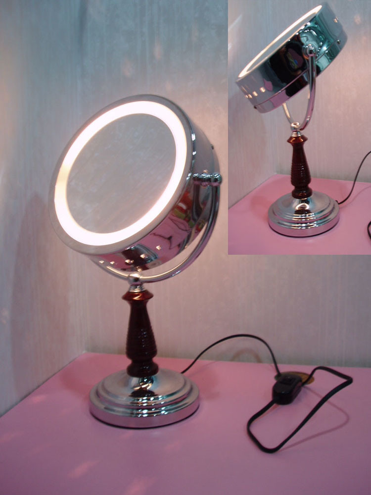 china cosmetic mirror with light ldm104 china light mirror makeup. Black Bedroom Furniture Sets. Home Design Ideas