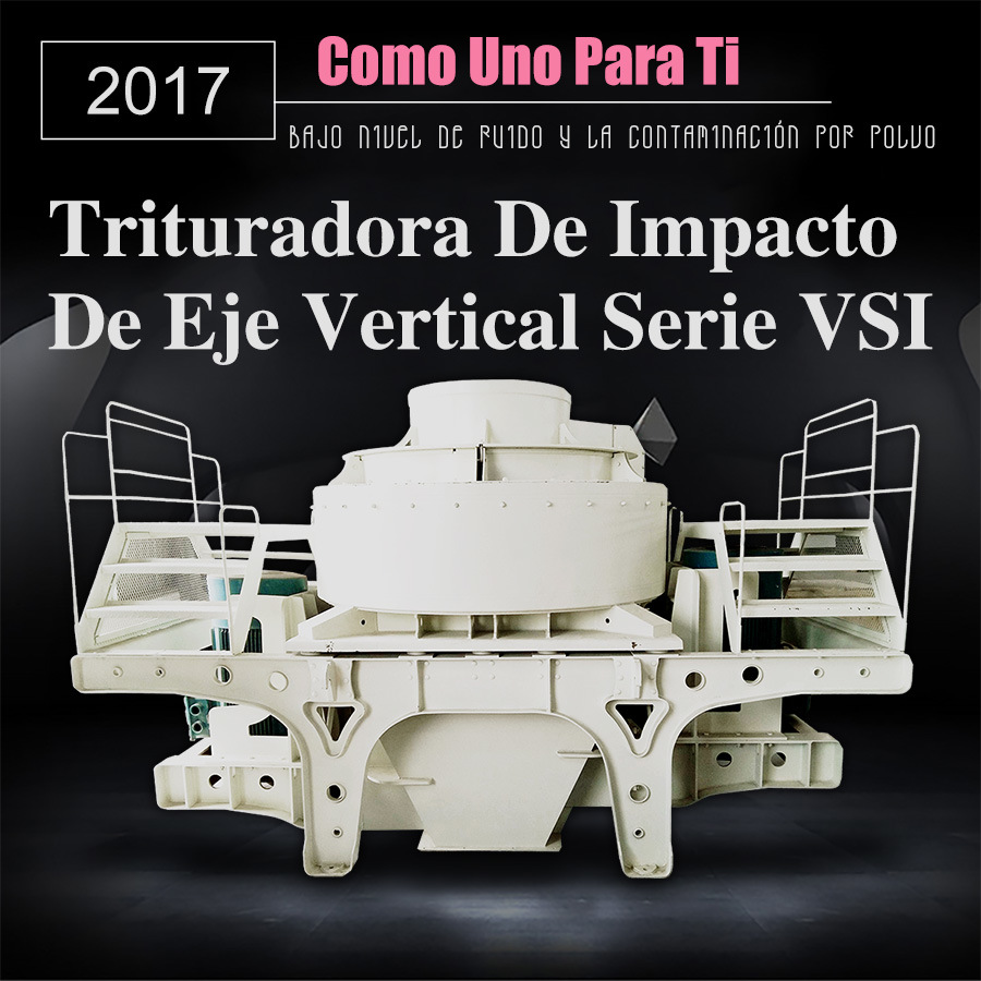VSI Crusher- Sand Making Machine-Aggregates Crushing