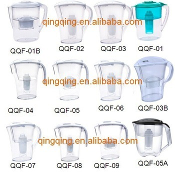 Portable Environmental Water Filter Pitcher Jug