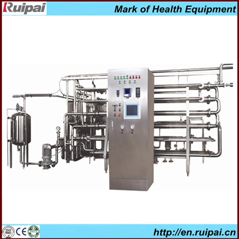 Sterilizer Machine for Food and Beverage Industry