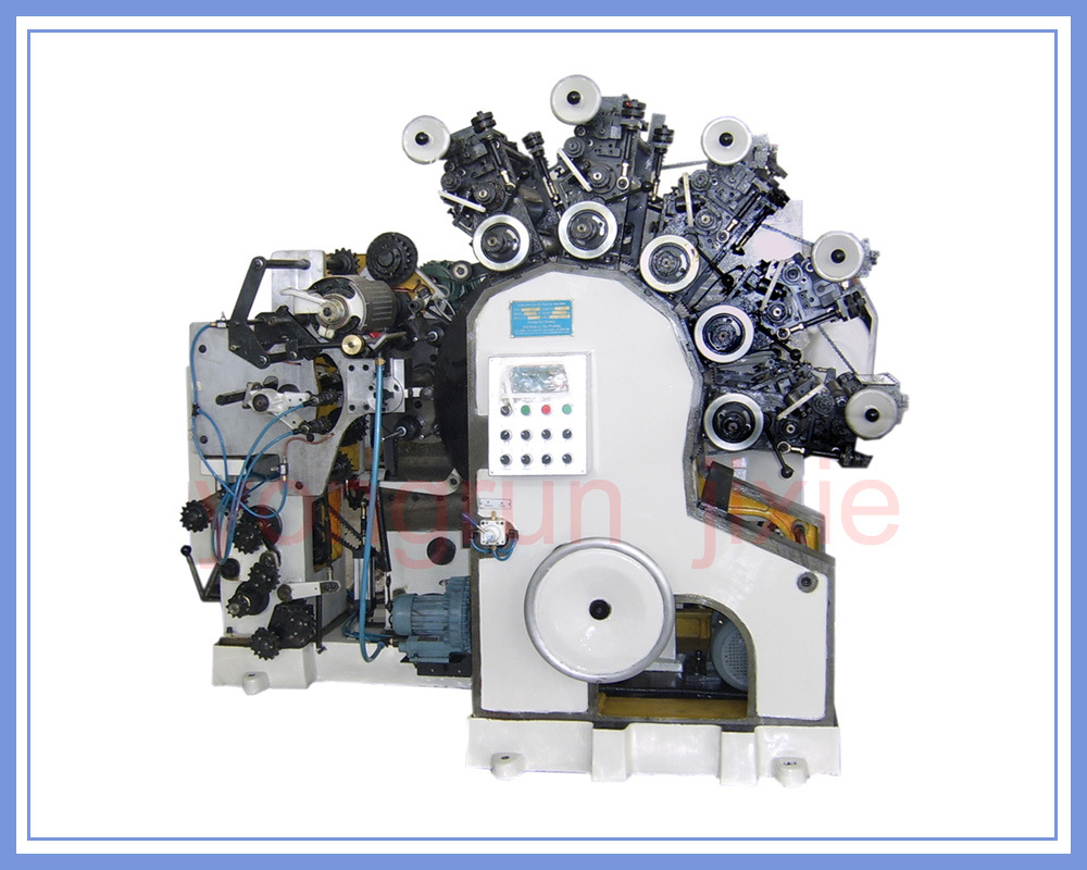 Printing Machine 5 Colors (JRS02)
