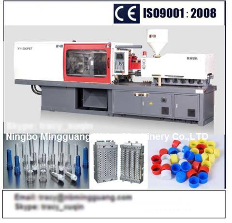 Energy Saving 160ton Pet Prefrom Servo System Injection Molding Machine with Ce Certification
