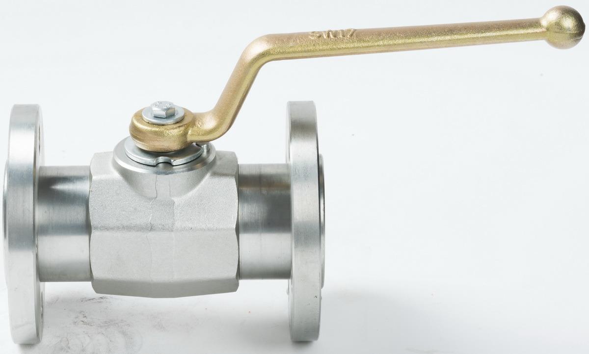 Carbon Steel Flange Type Hydraulic Ball Valve